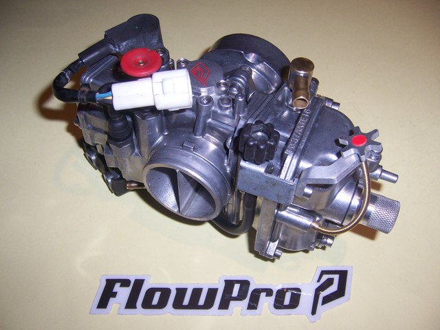 Keihin FCR MX 41 5 racing carburetor