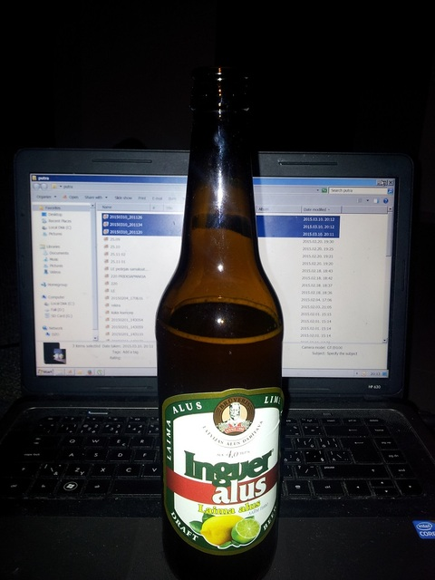Kādus produktus uzturā lieto tu? Ingver-alus.sized